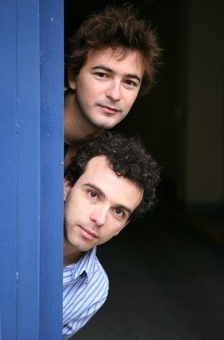 Damien et Renan Luce cr Sandrine Roudeix red