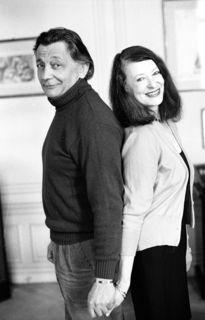 Dryansky Gerry & Joanne © Jerry Bauer