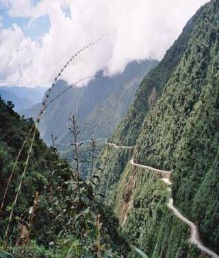 Route_bolivie