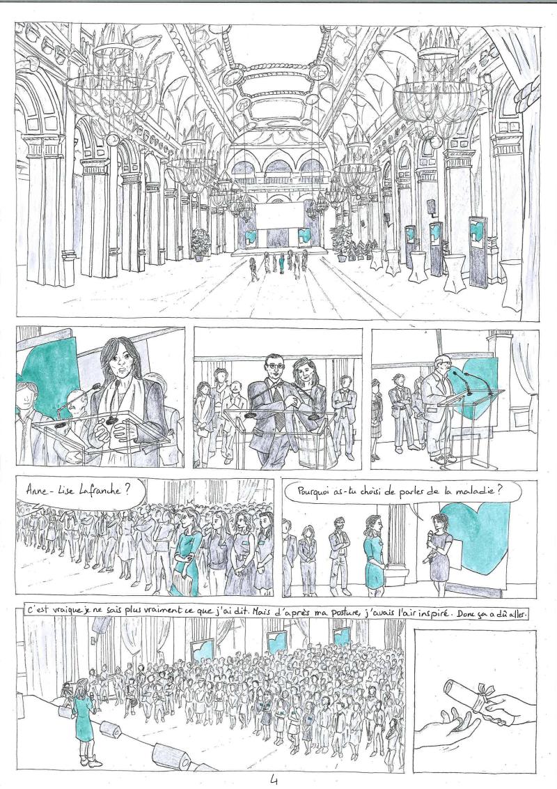 Pages de BD Anne-Lise Lafranche-5
